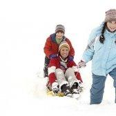 Чим зайняти дитину на зимові канікули