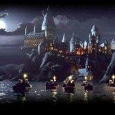 Де знімали фільми про Гаррі Поттера
