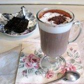 Гарячий французький шоколад