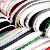 З чого роблять папір для журналів