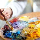 Як намалювати картину на полотні олією
