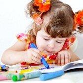 Як навчити дітей розфарбовувати