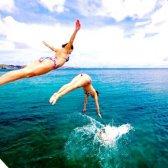 Як навчитися стрибати у воду