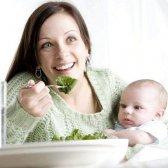 Як харчуватися мамі, що годує, щоб у дитини не було алергії