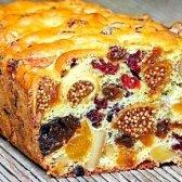 Як приготувати кекс з цукерками?