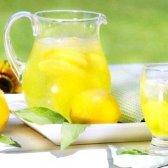 Як приготувати лимонну воду для схуднення