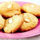Як приготувати медове печиво з мигдалем