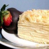 Як приготувати тістечко «наполеон»