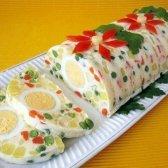 Як приготувати салат-желе з овочами