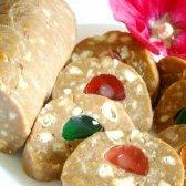 Як приготувати солодку ковбаску з мармеладом