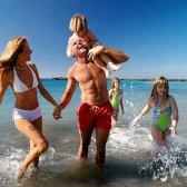 Як провести відпустку всією сім'єю