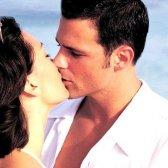 Як розпізнати любов по поцілую