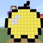 Як зробити золоте яблуко в minecraft