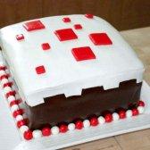 Як в minecraft зробити торт