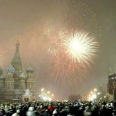 Як зустріти новий рік на червоній площі