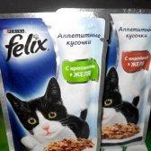 Корм для кішок felix - відгуки покупців