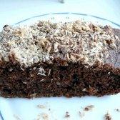 Кекс шоколадний з кабачками