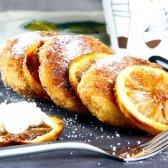 Лимонні сирники