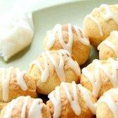 Печемо лимонно-сирні печива