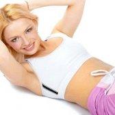 Порада 1: як позбутися жиру на животі