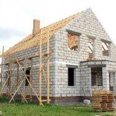 Порада 1: який потрібен фундамент для будинку з газобетону