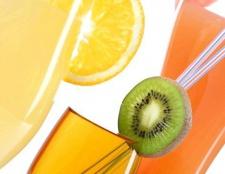 5 Фруктових соків, сприяють схудненню