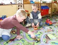 Адаптація до дитячого саду