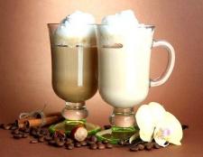 Алкогольні коктейлі на основі кави