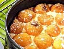 Ароматний абрикосовий пиріг