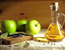 Чим корисний яблучний оцет