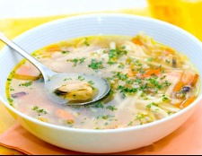 Чим корисний суп
