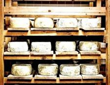 Чим корисний сир з блакитною пліснявою