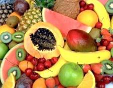 Чим корисні фрукти
