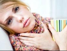 Чим полоскати хворе горло