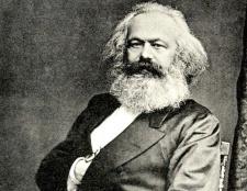 Чим прославився маркс