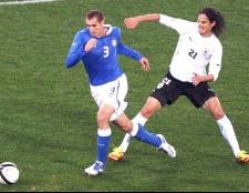 Чс 2014 з футболу: як проходила гра італія - уругвай