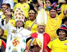 Чс 2014 з футболу: як проходила гра японія - колумбия
