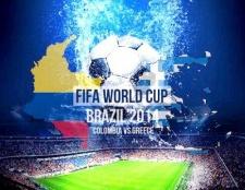 Чс 2014 з футболу: як завершилася зустріч колумбия - греція