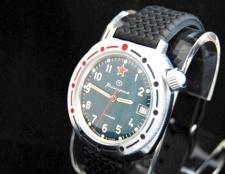 Що цінного в старих радянських наручних годинниках