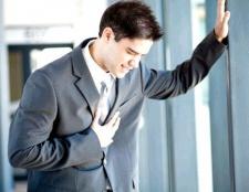 Що робити при ниючий біль зліва у грудях