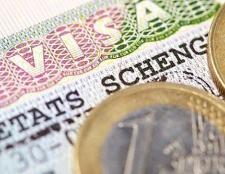 Що з себе являє шенгенська віза