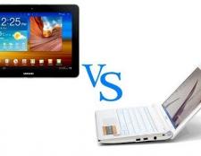 Що краще вибрати нетбук або планшет? відгуки користувачів