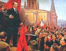 Що стало причиною смерті леніна