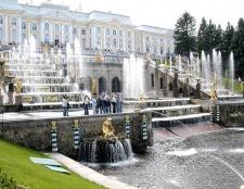 Що варто відвідати в санкт-Петербурзі
