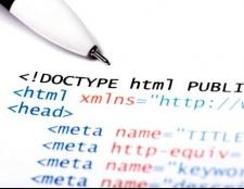Що таке html-код сторінки сайту