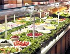 Що таке салат-бар