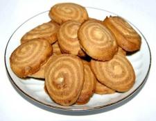 Десерт «равлики»
