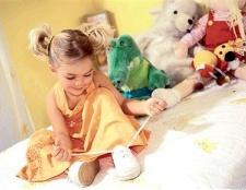 Дитячий садок і поведінку дитини