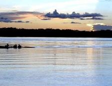 Де знаходяться самі повноводні ріки світу