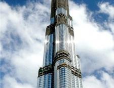 Де знаходяться найвищі в світі вежі